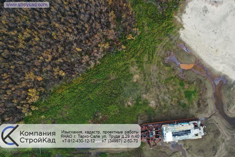 аэросъемка для геодезии